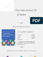 Axelor V5 Brochure English