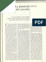 Articolo da Le Scienze Quaderni - N°69 Dicembre 1992
