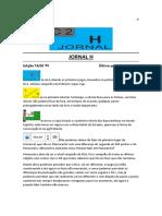 JORNAL H Edição 73/05 ¹ºº
