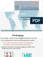 Packaging and merchandising PPT.pptx