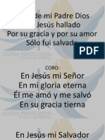 Lejos de Mi Padre Dios