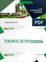 Presentación Centro Vacacional Huampani