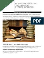 TIPOS DE TEXTO Y SUS CARACTERÍSTICAS.docx