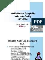 ASHRAE62.1-2007ChapterPresentation