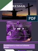 14PS_La Eucaristía y La Cuaresma