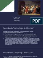 Critón- Platón