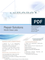 Terasat Repair Lab 2019