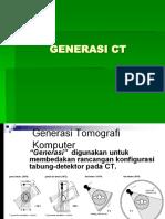 2. Generasi Ct