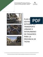 PLAN DE GESTIÓN INTEGRAL DEL TRANSPORTE PUBLICO URBANO E INTERURBANO DE PASAJEROS PARA LA PROVINCIA DE TACNA.pdf