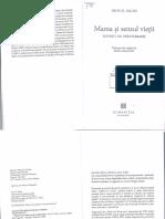 Irvin Yalom - Mama si sensul vietii.pdf
