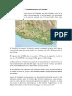 Características Físicas de El Salvador.docx