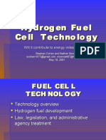 IMP Hydrogen Fuel Cell Technology