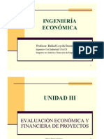 Microsoft PowerPoint - Ingeniería Económica_3ra Parte