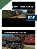 New Jersey model railroad club seeking new home