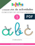 1.-Ejercicios de Lectoescritura parte 1.pdf