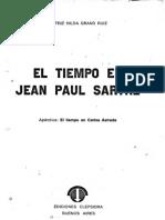 Beatriz Hilda Grand Ruiz - El tiempo en Jean Paul Sartre-Ediciones Clepsidra (1982).pdf