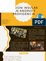 Folklore Region Insular