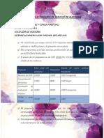 Propuesta Economica - Banco Fortaleza