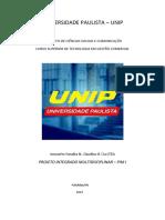 UNIP PIM I - Gestão Empresarial