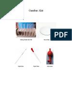 Gambar Alat Senyawa Asam Basa Organik