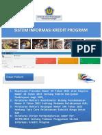 Sistem Informasi Kredit Program KUR