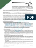 Contrato de Responsabilidad de Macromedidor