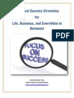 7 Biblical Success Strategies