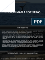 Región Del Mar Argentino