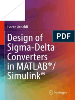 Isacco Arnaldi - Design of Sigma-Delta Converters in MATLAB®_Simulink®-Springer International Publishing (2019).pdf