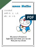Doraemon Haiku