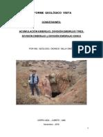 Informe Geologico Embrujo-1