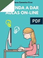 Apresentação Do Curso - Aprenda a Dar Aulas on-line