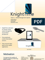 Group1 KnightTime Final Presentation