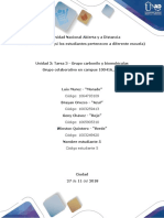 Tarea 3 – Grupo carbonilo y biomoléculas - Quimica organica -.docx