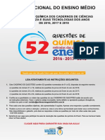 52 QUESTÕES DE QUIMICA ENEM.pdf
