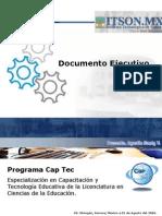 Documento Ejecutivo Cap Tec  V 2 1