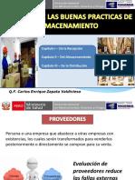 5 Procesos de Bpa de La Recepcion Del Almacen 160822173750
