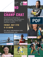 fast and female champ chat may 17