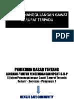 Sistem Penanggulangan Gawat Darurat Terpadu Rev 2007-1