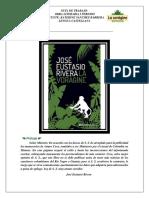 PROPUESTA DE TALLERES, OBRA LITERARIA LA VORAGINE I PERIODO OCTAVO.docx
