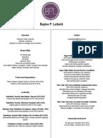 baylee leibold-resume 2019-2