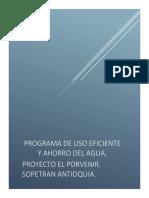 PROGRAMA DE USO EFICIENTE Y AHORRO DEL AGUA 1.pdf