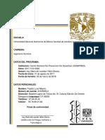 informe sobre sitios de disposicion de residuos solidos urbanos en Mexico