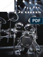 V-drums Catalog 2009 Vol 2