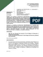 Indecopi confirmó sanción de S/1,9 mlls. a San Fernando por etiquetado incorrecto
