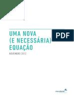 02 Uma Nova e Necessária Equação - Nov 2012