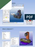AlphaCUT_Presentation2012