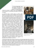 Trampantojo - Wikipedia, La Enciclopedia Libre