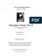 Weiss - Suite  № 8