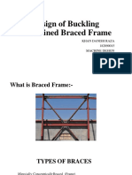 Buckling Restrained Braced Frame